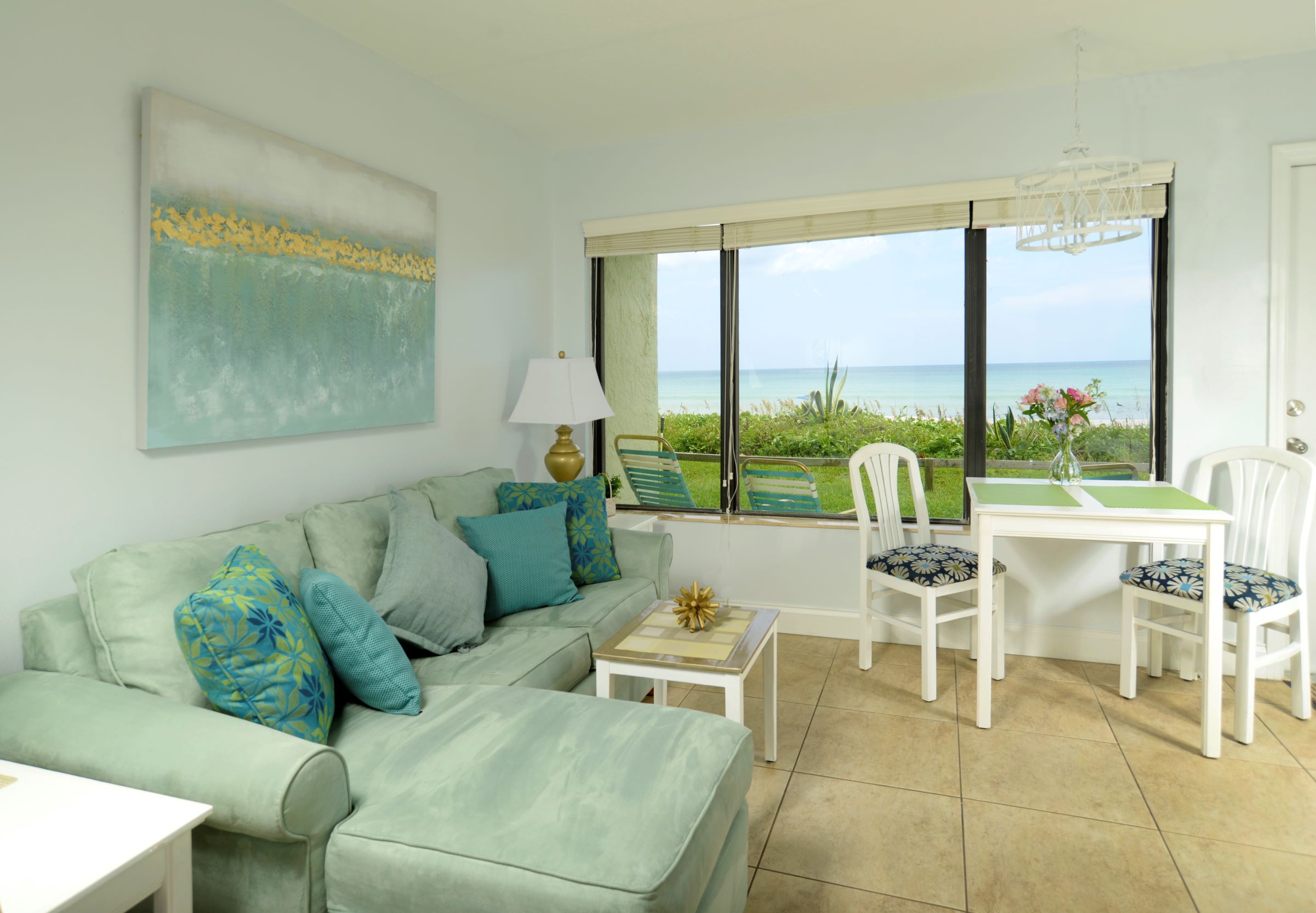 Fantastic views from our oceanfront and ocean side rooms